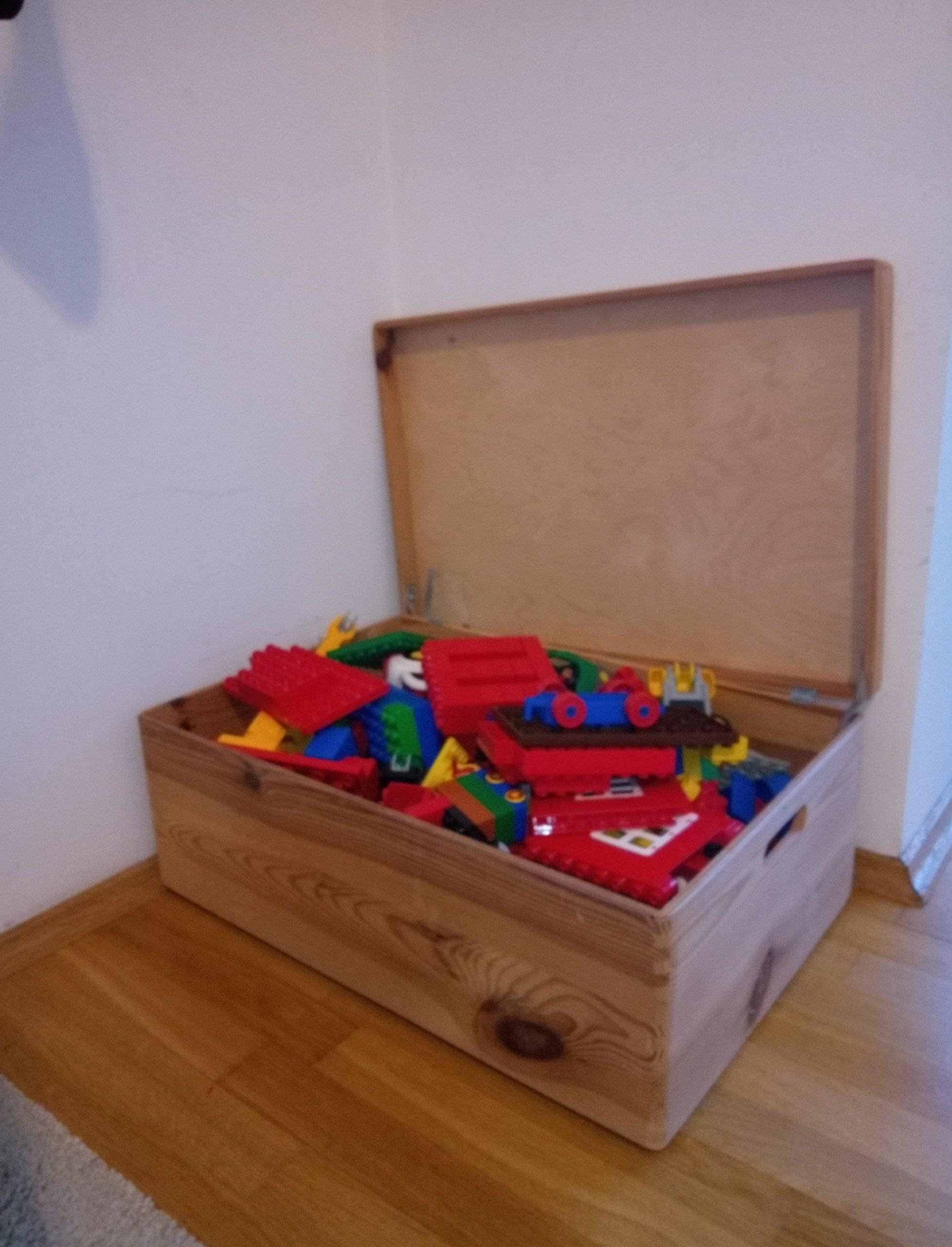 Minimalismus: Spielzeug
